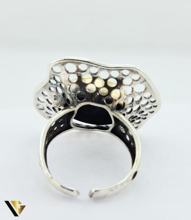Inel Argint 925, 8.63 grame (R) [4]