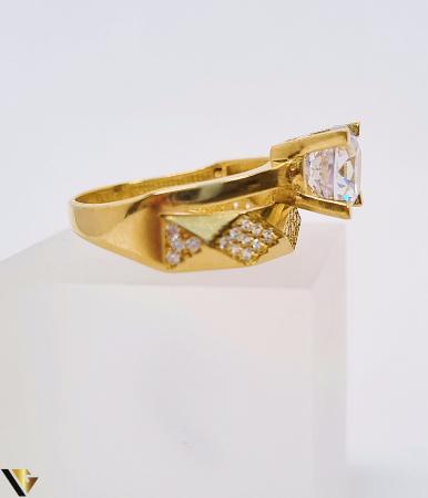 Inel Aur 14K, 3.63 grame (BC R) [2]