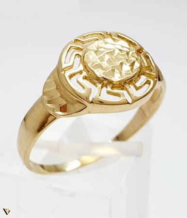 Inel din aur 14k , 2.08 grame (BC M) [0]