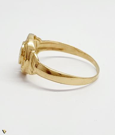 Inel din aur 14k , 2.08 grame (BC M) [2]