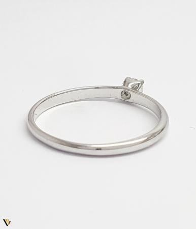 Inel aur 9K, Diamant de 0.08 ct, 1.05 grame (BC M) [2]