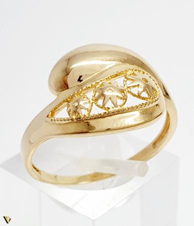 Inel din aur 14k , 2.60 grame (BC M) [0]