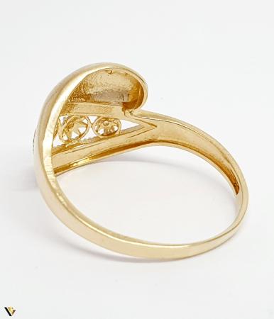 Inel din aur 14k , 2.60 grame (BC M) [2]