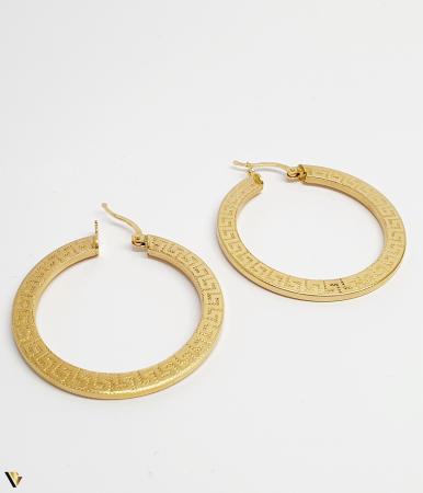 Cercei aur 14K , 4.13 grame (BC M) [1]