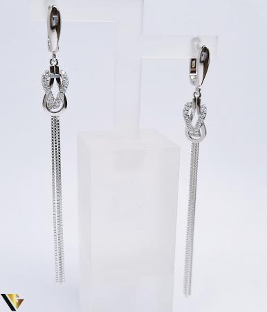 Cercei Argint 925, 4.95 grame (BC R) [0]