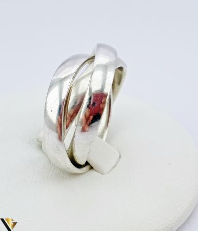 Inel Argint 925, 9.45 grame (IS) [1]