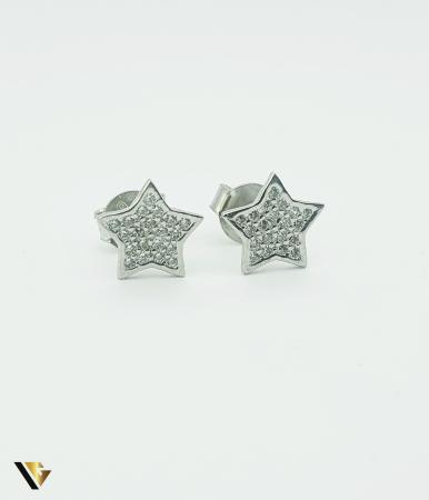 Cercei Argint 925, 0.79 grame (P) [0]
