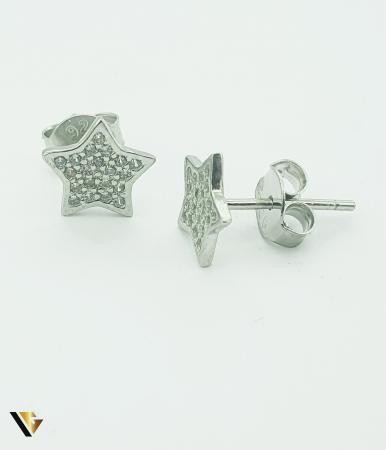 Cercei Argint 925, 0.79 grame (P) [1]