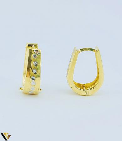 Cercei Aur 14K, 2.52 grame (BC R) [1]