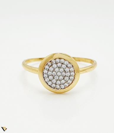 Inel din aur 14k , 1.89 grame (BC M) [1]