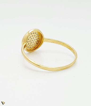 Inel din aur 14k , 1.89 grame (BC M) [2]