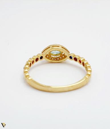 Inel din aur 14k , 2.26 grame (BC M) [4]