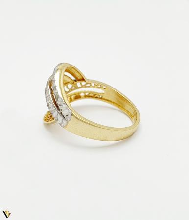Inel din aur 14k , 2.41 grame (BC M) [2]