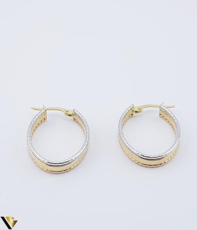 Cercei aur 14K , 2.46 grame (PD) [1]