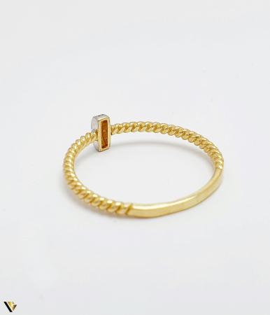 Inel din aur 14k , 1.57 grame (BC M) [2]