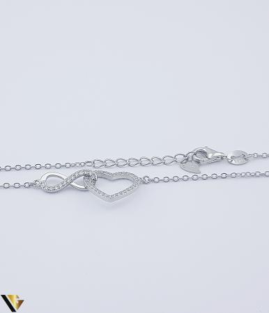 Lant cu Pandantiv Argint 925, 2.31 grame (PD)1