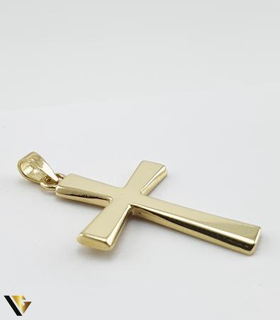 Pandantiv Aur 14K, 1.22 grame (R) cruce fara piatra [1]