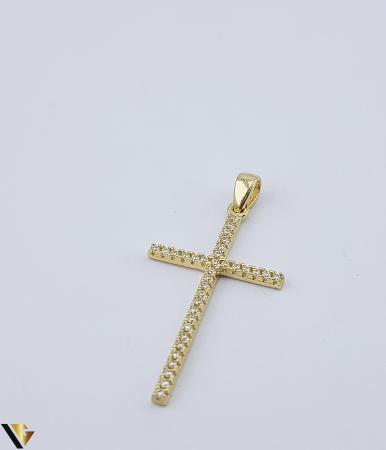 Pandantiv Aur 14K,  0.83 grame (PD) [0]