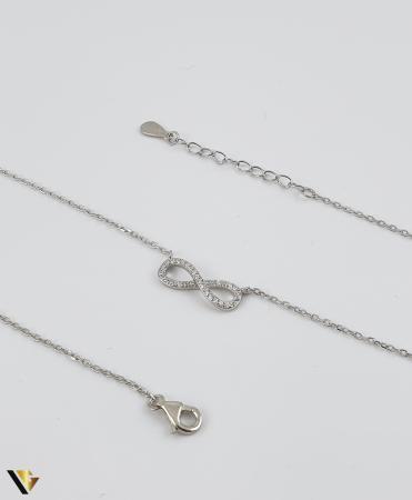 Colier Argint 925, 1.77 grame (R) infinit karma destin [1]