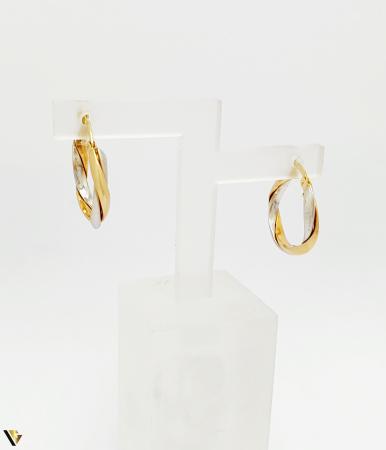 Cercei aur 14K , 2.03 grame (BC M) [0]