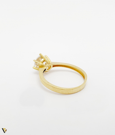 Inel Aur 14k, De Logodna, 2.48 grame (BC M) [1]
