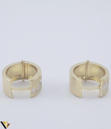 Cercei aur 14K , 2.92 grame (PD) [1]