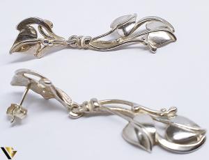 Cercei Argint 925, 5.59 grame (BC R)2