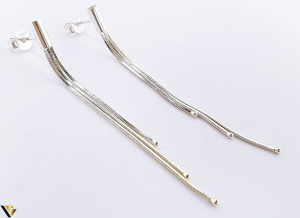 Cercei Argint 925, 2.63 grame (BC R)1