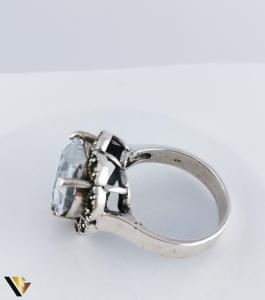 Inel Argint 925, Inima, 10.60 grame (R)3