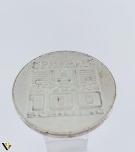 100 Schilling , Austria 1978, Argint 640, 23.92 grame (R)1