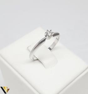 Inel Aur 14k, Diamante, 1.90 grame (BC R)0