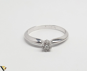 Inel Aur 14k, Diamante, 1.90 grame (BC R)1