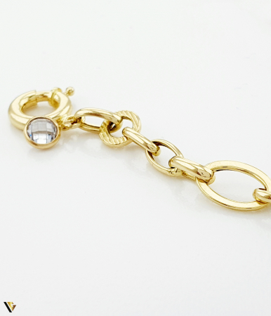 Bratara din aur 14k, 4.59 grame (BC M) [1]