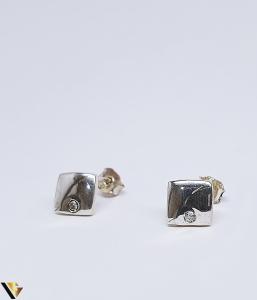 Cercei Argint 925, 1.35 grame (BC R) [0]
