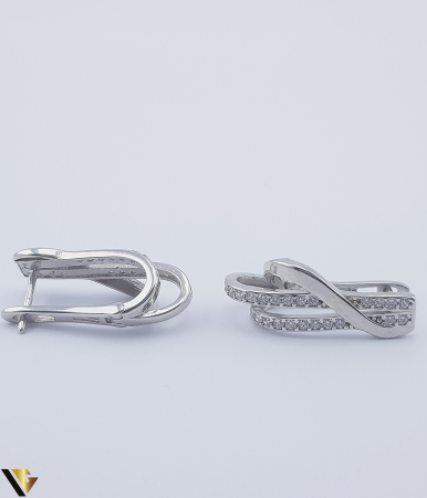 Cercei Argint 925, 3.42 grame (PD) [1]