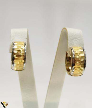 Cercei aur 14K , 3.29 grame (PD) [0]