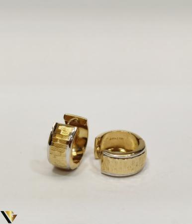 Cercei aur 14K , 3.29 grame (PD) [1]