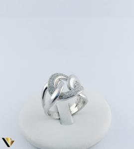 Inel Aur 14k, Diamante de cca. 0.40 ct in total, 16.95 grame, 250 Lei/gr6