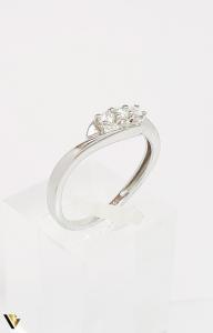 Inel din aur 18k , Diamante , 2.08 grame (BC M) [0]