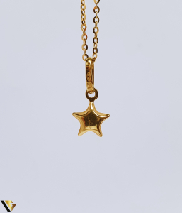 Pandantiv Aur 18K, Stea, 0.49 grame (BC R)0