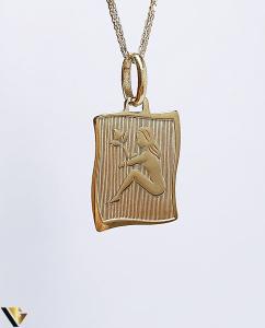 Pandantiv Aur 18K, 1.63 grame (BC R)0