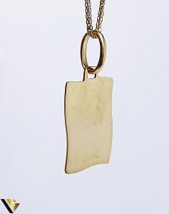 Pandantiv Aur 18K, 1.63 grame (BC R)1