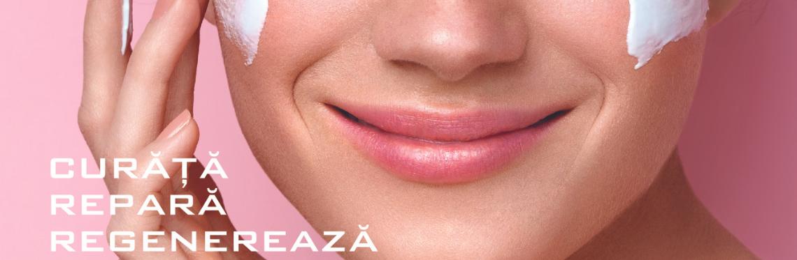 Dermatocosmetice din gama Cos-Medica pentru ingrijirea tenului acneic