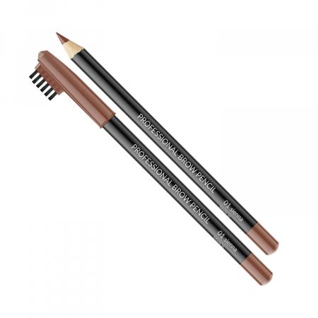Creion maro pentru sprancene [2]