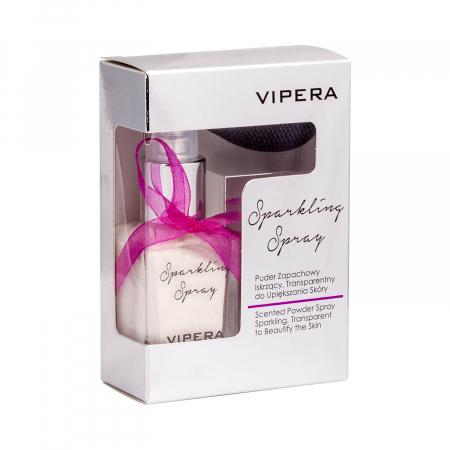 Spray cu pudra transparenta stralucitoare si parfumata [1]