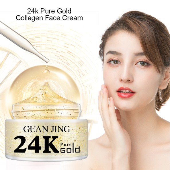 24K Gold Collagen Face Cream [1]