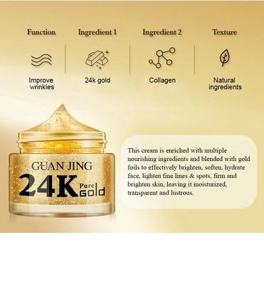 24K Gold Collagen Face Cream [4]