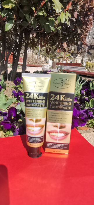 24K Pure Gold Toothpaste [0]