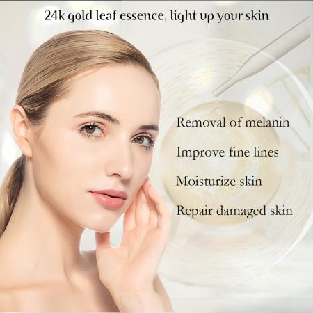 24K Gold Collagen Face Serum [3]