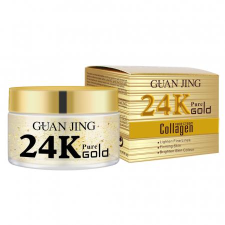 24K Gold Collagen Face Cream [0]